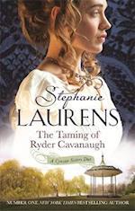 The Taming of Ryder Cavanaugh (Cynster Sisters, nr. 5)
