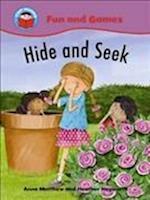 Hide and Seek (Start Reading: Fun & Games, nr. 4)