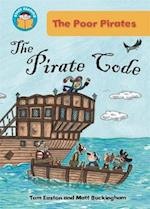 The Pirate Code af Tom Easton