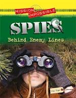 Mission Impossible: Spies - Behind Enemy Lines (Mission Impossible, nr. 2)