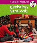 Popcorn: Year of Festivals: Christian Festivals (Popcorn: Year of Festivals, nr. 1)
