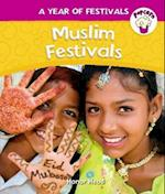 Popcorn: Year of Festivals: Muslim Festivals (Popcorn: Year of Festivals, nr. 8)