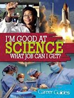 I'm Good At Science, What Job Can I Get? (I'm Good at, nr. 11)