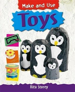 Bog, paperback Make and Use: Toys af Rita Storey