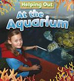 Helping Out: At the Aquarium