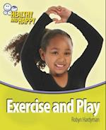 Healthy and Happy: Exercise and Play af Robyn Hardyman
