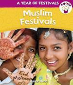 Popcorn: Year of Festivals: Muslim Festivals (Popcorn: Year of Festivals)