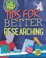 Tips for Better Researching (The Students Toolbox)