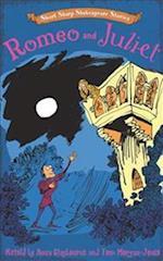 Short, Sharp Shakespeare Stories: Romeo and Juliet (Short Sharp Shakespeare Stories, nr. 3)