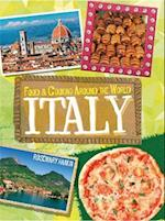 Food & Cooking Around the World: Italy (Food and Cooking Around the World, nr. 4)
