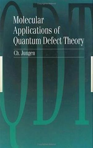 Molecular Applications of Quantum Defect Theory