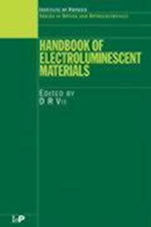 Handbook of Electroluminescent Materials