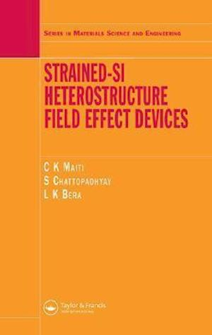 Strained-Si Heterostructure Field Effect Devices