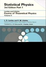 Statistical Physics (Course of Theoretical Physics S, nr. 5)