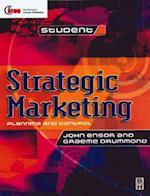 Strategic Marketing Planning and Control