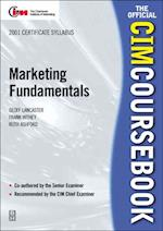 CIM Coursebook 01/02 Marketing Fundamentals (CIM Coursebook S)