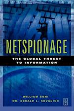 Netspionage af Gerald Kovacich, William C Boni