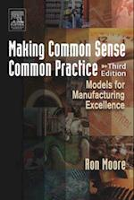 Making Common Sense Common Practice af Ron Moore
