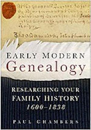 Early Modern Genealogy