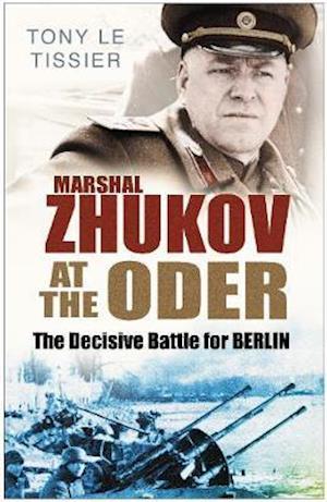 Marshal Zhukov at the Oder