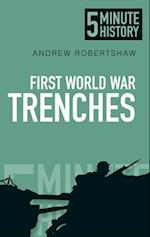 First World War Trenches: 5 Minute History af Andrew Robertshaw