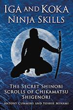 Iga and Koka Ninja Skills af Antony Cummins