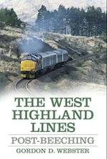 West Highland Lines af Gordon D. Webster