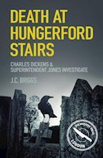 Death at Hungerford Stairs af J.C. Briggs