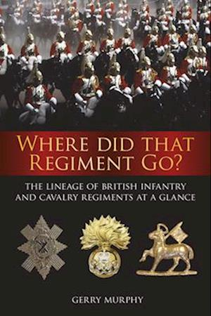 Where Did That Regiment Go?