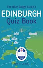 The Blue Badge Guide's Edinburgh Quiz Book