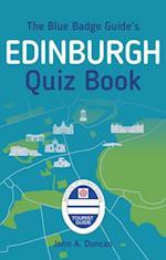 Blue Badge Guide's Edinburgh Quiz Book