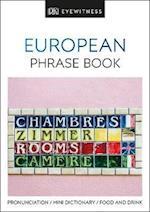 European Phrase Book af D K