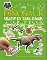 The Ultimate Dinosaur Glow in the Dark Sticker Book af Melanie Halton