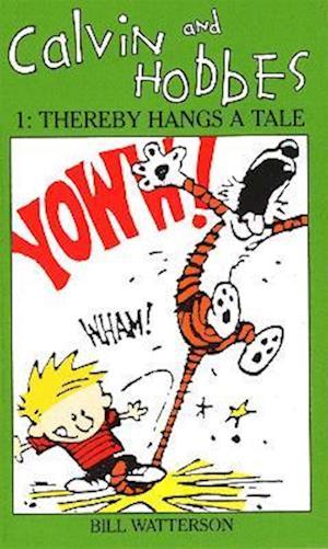 Bog, paperback Calvin And Hobbes Volume 1 `A' af Bill Watterson
