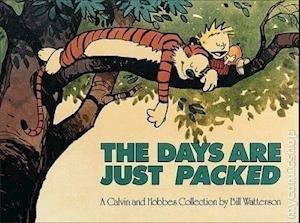 Bog paperback The Days Are Just Packed af Bill Watterson