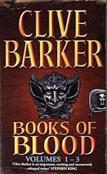 Books of Blood Omnibus (Books of Blood Omnibus, nr. 1)