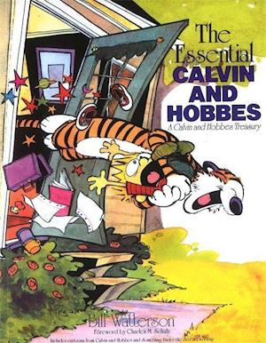 Bog paperback The Essential Calvin And Hobbes af Charles M Schulz Bill Watterson