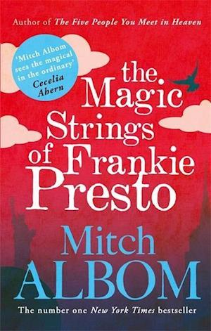 Bog, paperback The Magic Strings of Frankie Presto af Mitch Albom