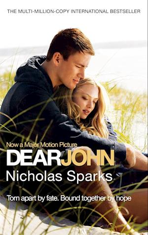 Fa Dear John Af Nicholas Sparks Som Paperback Bog Pa Engelsk 9780751541885