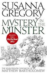 Mystery in the Minster af Susanna Gregory