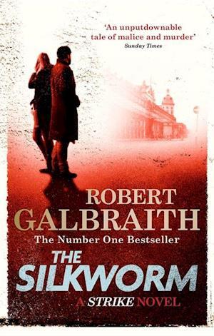 Bog paperback The Silkworm af Robert Galbraith