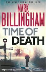 Time of Death (Tom Thorne Novels, nr. 13)