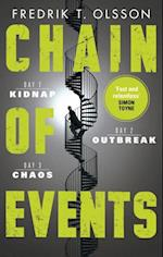 Chain of Events af Fredrik T. Olsson