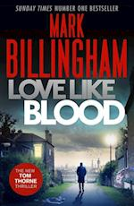 Love Like Blood af Mark Billingham