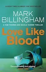 Love Like Blood af Mark Billingham