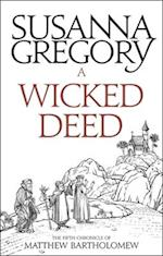 A Wicked Deed af Susanna Gregory