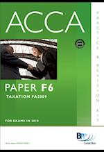 ACCA Paper F6 - Tax FA2008 Practice and Revision Kit