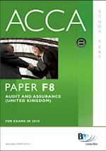 ACCA Paper F8 - Audit and Assurance (GBR) Study Text