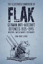 The Illustrated Handbook of Flak af Jean-Denis Lepage