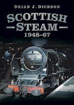 Scottish Steam 1948-67 af Brian J. Dickson
